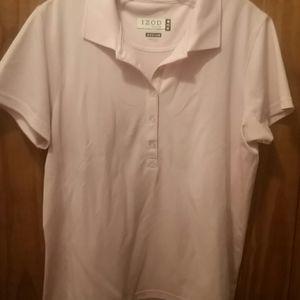 Pink IZOD sport shirt